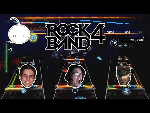 Late Night Rockband #2: Rockband harder