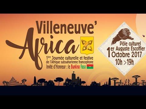 Villeneuve Africa 2017