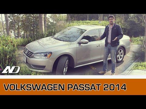 Volkswagen Passat (2012-2015) - Espacioso y conservador.