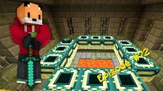 Minecraft - FINDING AN END PORTAL - Foxy's Survival World [72]