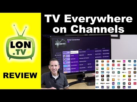 Channels DVR Integrates Streaming Cable Networks - DRM Free TV Everywhere With Commercial Skip