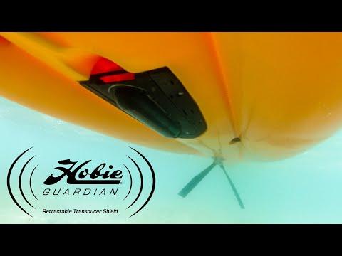 Hobie Guardian - Retractable Transducer Shield