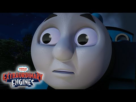 Why Are The Engines Afraid of Henry? | Extraordinary Engines | Thomas & Friends