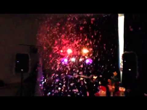 Sound lab fx snow machine.