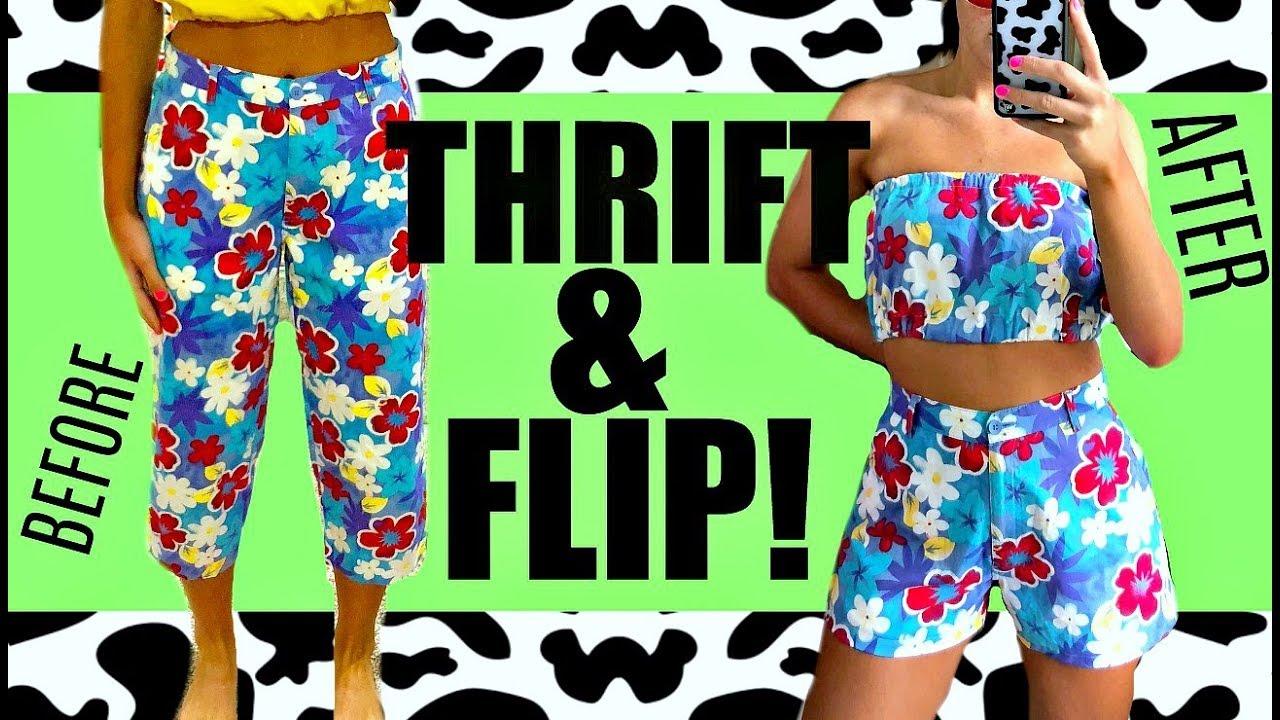 THRIFT FLIP & STYLE! Ep.3 (3 AMAZING FLIPS) 3