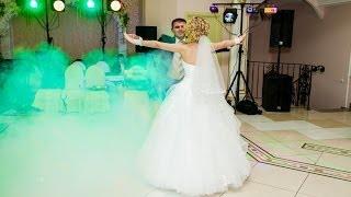 """Вальс жениха и невесты Кристина и Игорь (Непара  """" Милая"""")"""