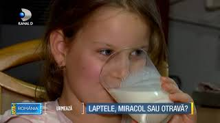 Asta-i Romania! (09.12.2017) - Laptele, miracol sau otrava? Editie COMPLETA