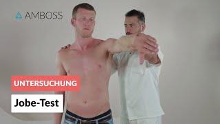 Video Jobe-Test - Orthopädie - Untersuchung der Schulter (Rotatorenmanschette) - AMBOSS Video download MP3, 3GP, MP4, WEBM, AVI, FLV Juli 2018