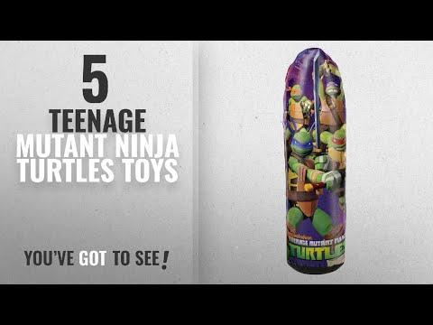 Top 10 Teenage Mutant Ninja Turtles Toys [2018]: Teenage Mutant Ninja Turtles Inflatable Turtle