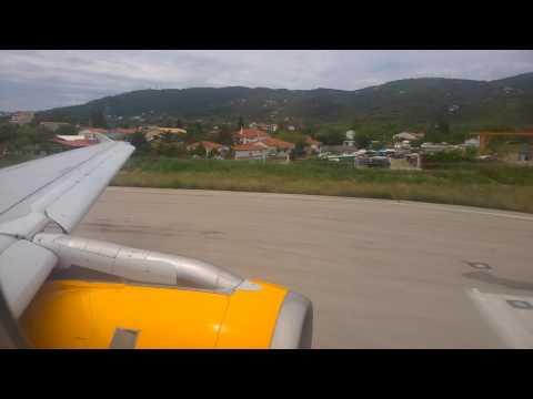 [HD-1080] Jet blast take off in Skiathos - The European St. Maarten