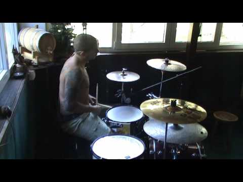 Nofx-Xmas has been X'ed drum cover mp3