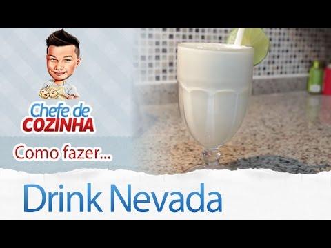 Como fazer Drink Nevada - Receitas Alex Granig
