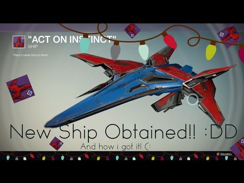 Act On Instinct New Dark Below Legendary Ship In Destiny How I