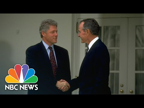 America's One-Term Presidents | NBC News NOW