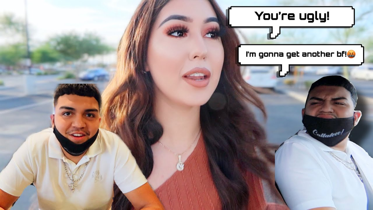 Being MEAN To My Bf To See How He Reacts *BACKFIRES* ! - download from YouTube for free