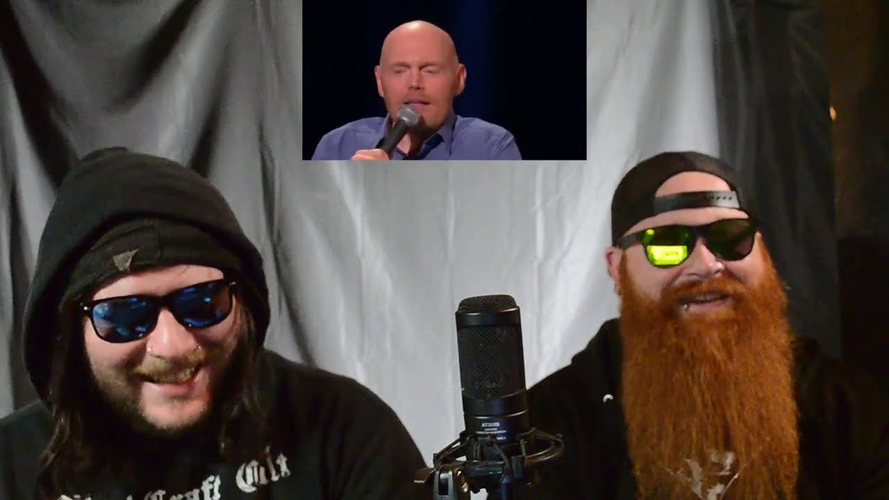 EMO BAND REACTS - Bill Burr: Paper Tiger || The Truth About Love