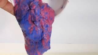 Как сделать лизуна ♣Klementina Loom♣(Как сделать лизуна ♧Klementina Loom♧. В этом видео я буду делать лизуна с тетраборатом натрия и с пищевой содой...., 2016-10-07T06:01:22.000Z)