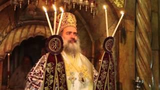 Иерусалим. Служба в Храме Гроба Господня(, 2016-04-30T16:49:26.000Z)