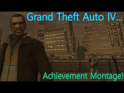 GTA IV - Achievement Montage