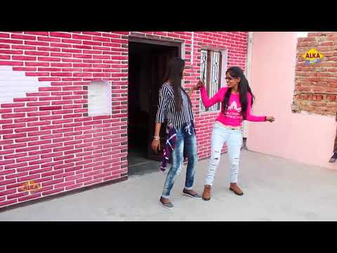 Sunil with Nisha Alka music pragnt dance girl