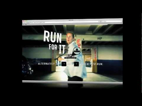 Bank Run Interactive Movie and iPhone Game