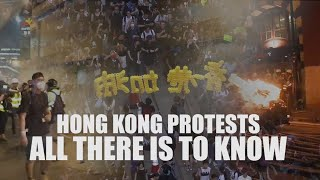 Hong Kong protests: All there is to know