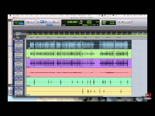 Pro Tools for Beginners Tutorial - Part 1