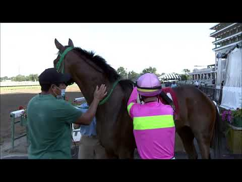video thumbnail for MONMOUTH PARK 07-11-20 RACE 12