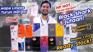 Download Video Cek Pasar Offline! Ada Realme 3 Pro! Black Shark & Poco F1 Turun Harga di PTC! #MarZoom 17 MP3 3GP MP4