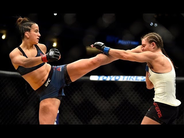 Report Maycee Barber Suffers Complete Acl Tear At Ufc 246 Could Be Out For Nine Months Fightful Mma