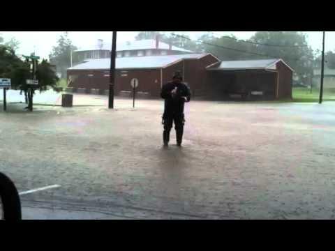 Flooding in Wakefield VA