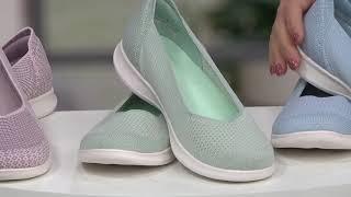 Skechers GO STEP Lite Knit Ballet Slip