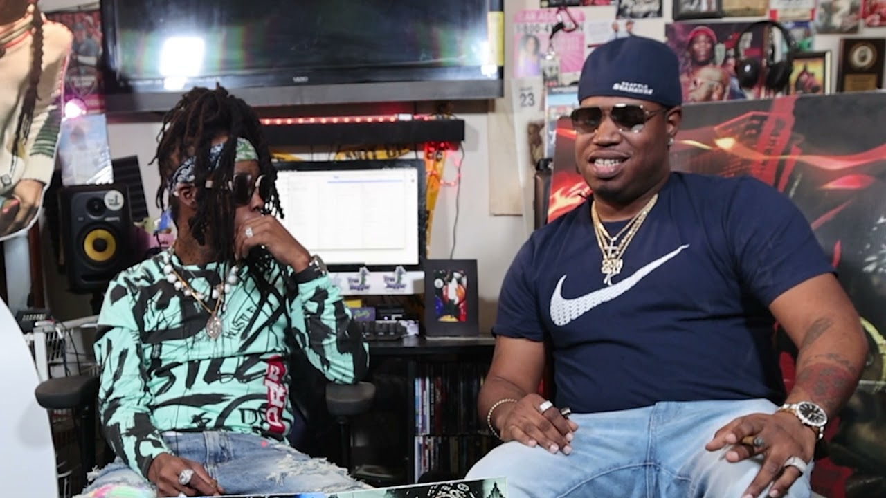 Download Atlanta Avenue Live - K-rab Talks About The Laffy Taffy & The Snap Music