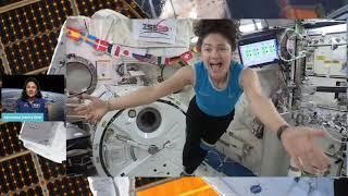 Jessica Meir   Nasa Astronaut