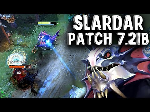 видео: СЛАРДАР ПАТЧ 7.21b ДОТА 2 - slardar patch 7.21b dota 2