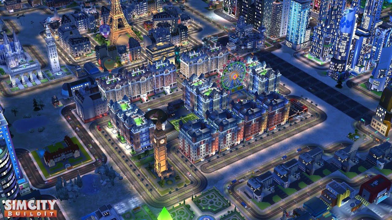 Simcity  Muslim Building