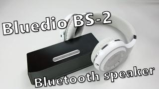 Bluedio BS-2 - Superb Bluetooth Speaker for under 20$!