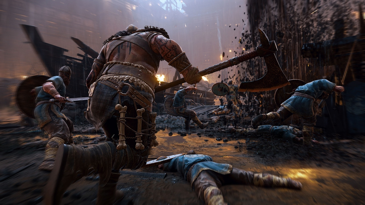 What Genre Is For Honor? 3rd Person Fighter? Hack And Slash? Amazing? Lit?  Ubisoft Launch Lunch