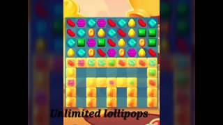 Candy crush soda hack no root (LEVEL 100 GAMEPLAY)