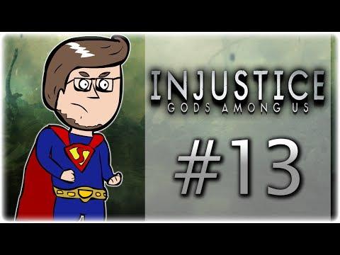 Injustice: Gods Among Us [Story Mode] | Part 13 | Amazons Everywhere