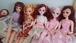 Aliexpress 60cm bjd doll haul review 1/3 size sd licca-chan fakes super doll