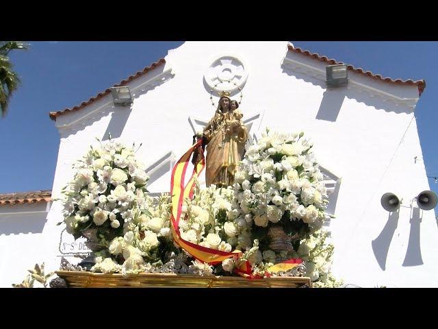 Procesión de Ntra. Sra. la Virgen del Carmen de El Rompido 2019