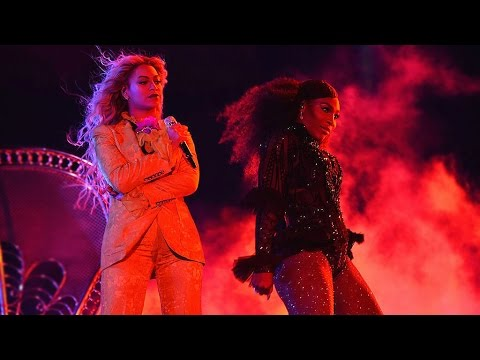 Serena Williams Twerks With Beyonce