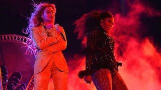Serena Williams Twerks With Beyonce