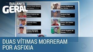 Laudo aponta que dois jovens morreram por asfixia mecânica em Paraisópolis