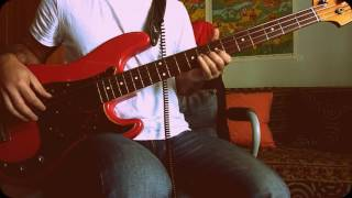 Kings Of Leon - Muchacho [TABS](bass cover)