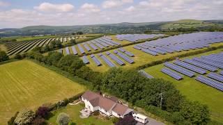 Marley Thatch solar farm
