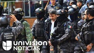 Cae el capo del cártel más poderoso de México, Dámaso López