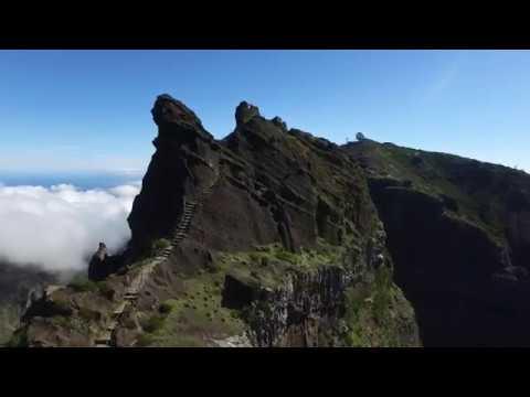 PR1 from Pico do Arieiro