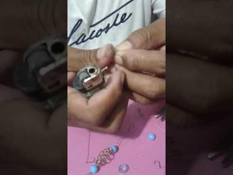 คลิปที่2 ..วิธีมัดเบ็ดตะกร้อตกปลาตะขาวน้อย..ด้วยสายเอ็น